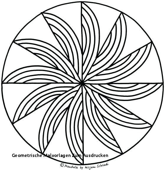Geometrische Muster Zum Ausmalen Frisch Geometrische Malvorlagen Zum Ausdrucken 40 Hübsche Mandala Vorlagen Fotos