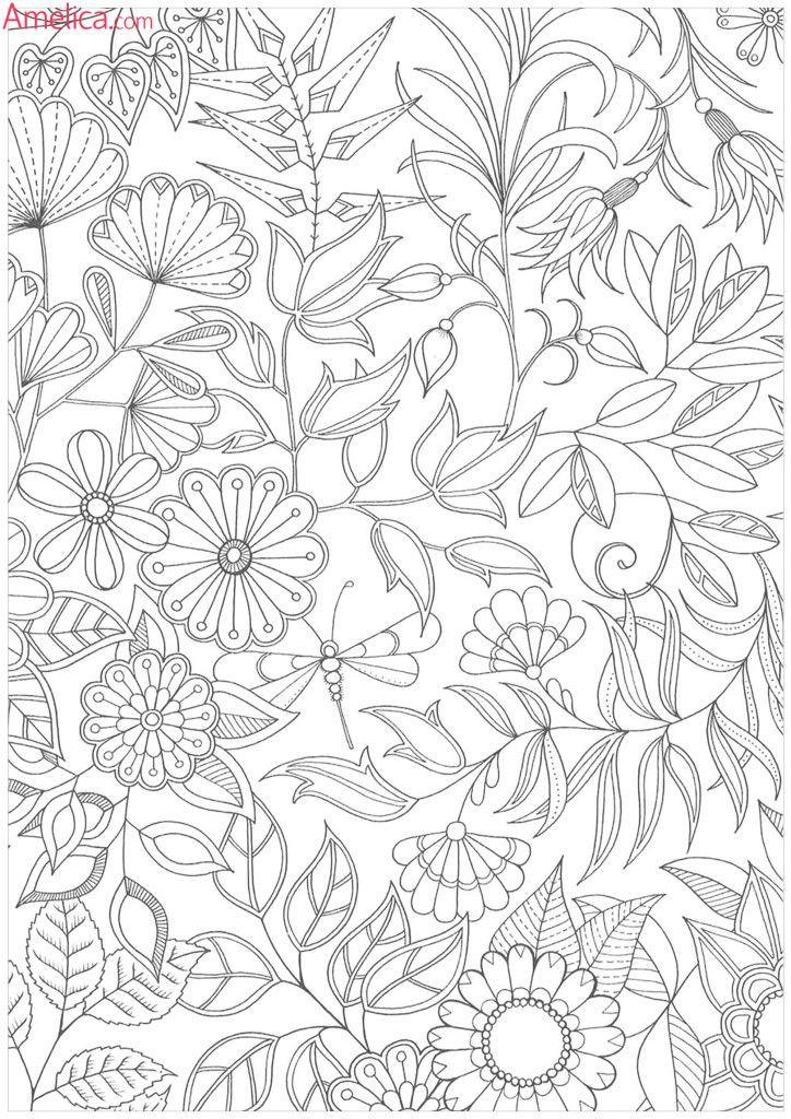 Geometrische Muster Zum Ausmalen Frisch раскраски взросРые воРшебный сад зачарованный Рес Stock