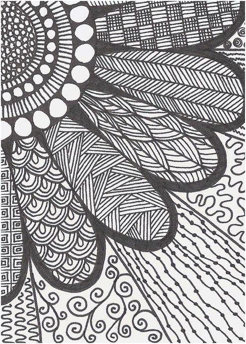 Geometrische Muster Zum Ausmalen Genial Ausmalbilder Muster Stock