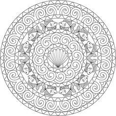 Geometrische Muster Zum Ausmalen Inspirierend 506 Besten Mandala Bilder Auf Pinterest In 2018 Sammlung