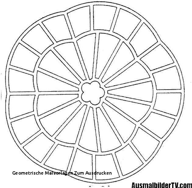 Geometrische Muster Zum Ausmalen Neu Geometrische Malvorlagen Zum Ausdrucken 40 Hübsche Mandala Vorlagen Galerie