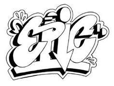 Graffiti Ausmalbilder Namen Genial Graffiti Schrift Vorlagen