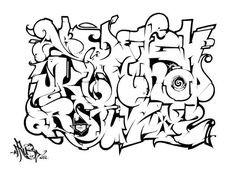 Graffiti Schrift Zum Ausmalen Das Beste Von 239 Besten Graffiti Abc Bilder Auf Pinterest Fotografieren
