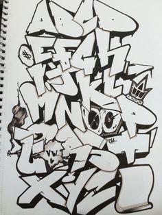 Graffiti Schrift Zum Ausmalen Einzigartig 239 Besten Graffiti Abc Bilder Auf Pinterest Bild