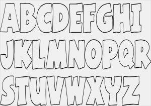 Graffiti Schrift Zum Ausmalen Einzigartig Abc Lernen Vorlagen Graffiti Buchstaben Vorlagen Hübsch Buchstaben Bild