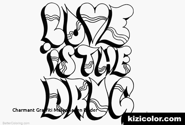 Graffiti Schrift Zum Ausmalen Frisch Graffiti Bilder Zum Ausdrucken Design 23 Charmant Graffiti Stock