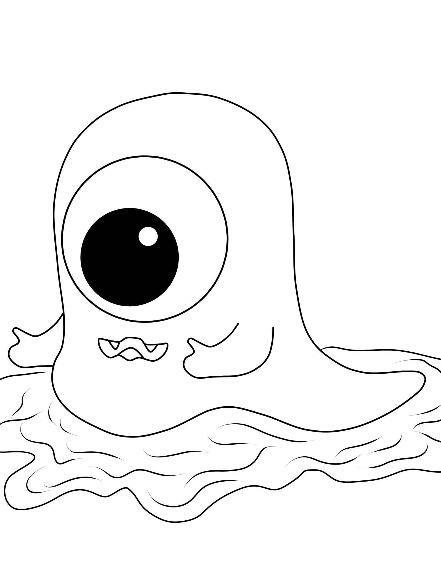 Gruselige Monster Ausmalbilder Genial Malvorlagen Halloween Gruselig Schön Neu Gruselige Malvorlagen Für Bild
