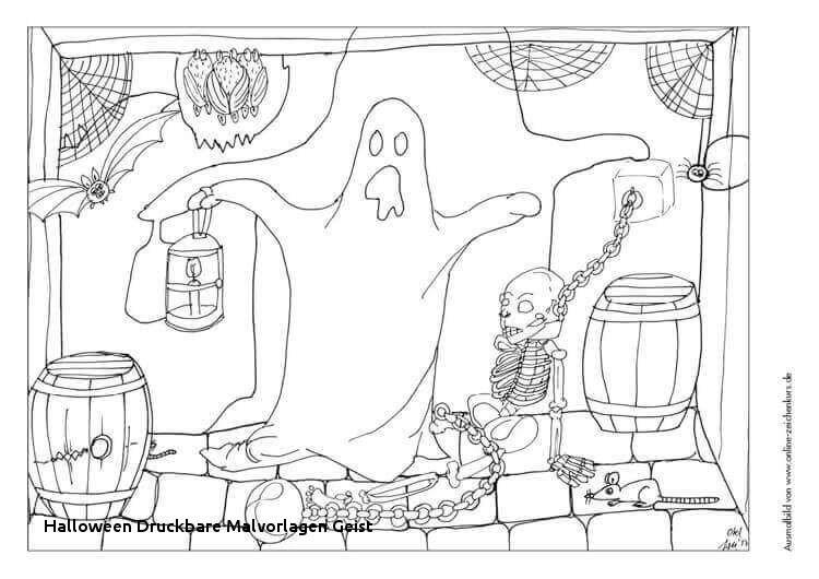 Halloween Ausmalbilder Geister Frisch 20 Halloween Druckbare Malvorlagen Geist Das Bild