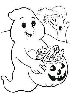 Halloween Ausmalbilder Geister Genial 44 Besten Malvorlagen Halloween Bilder Auf Pinterest In 2018 Galerie