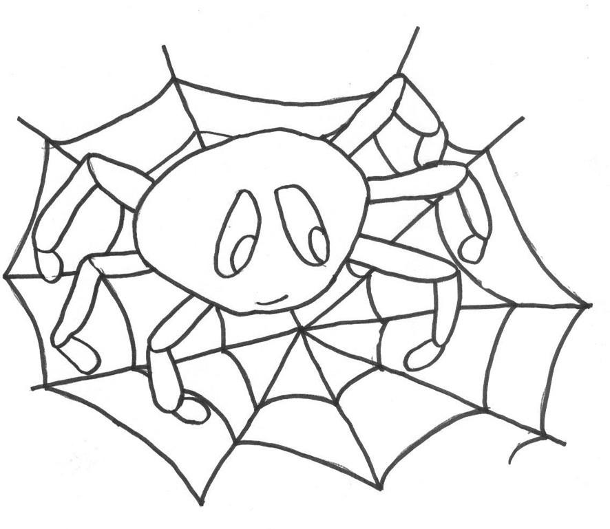 Halloween Ausmalbilder Spinne Einzigartig Halloween Malvorlage Az Ausmalbilder Bilder