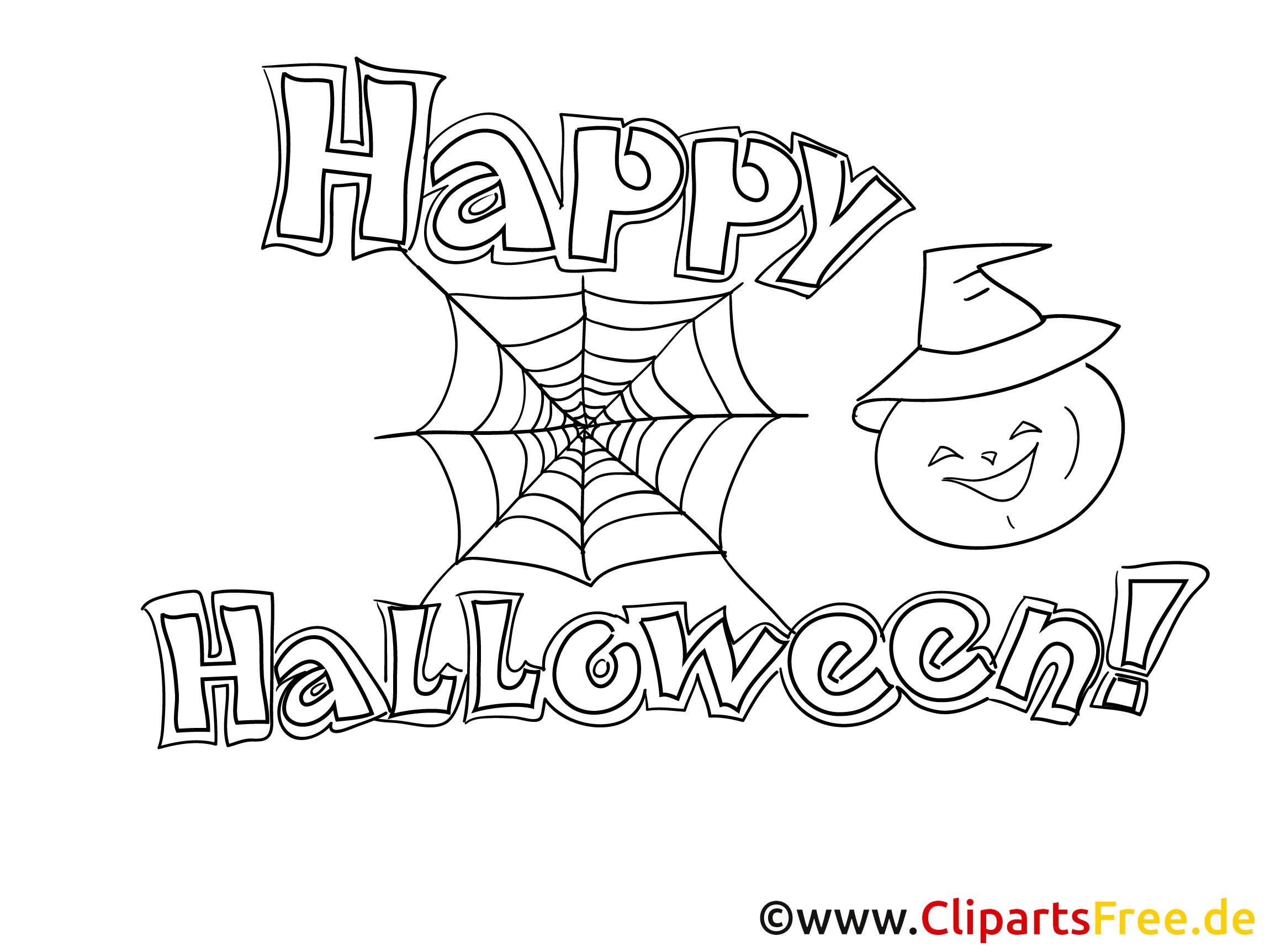 Halloween Ausmalbilder Spinne Neu Halloween Malvorlagen Kostenlos Zum Ausdrucken Inspirierend Stock