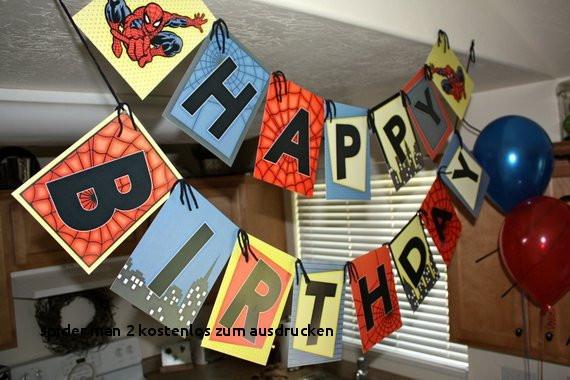 Happy Birthday Ausmalbilder Genial Spider Man 2 Kostenlos Zum Ausdrucken Malvorlage A Book Coloring Das Bild