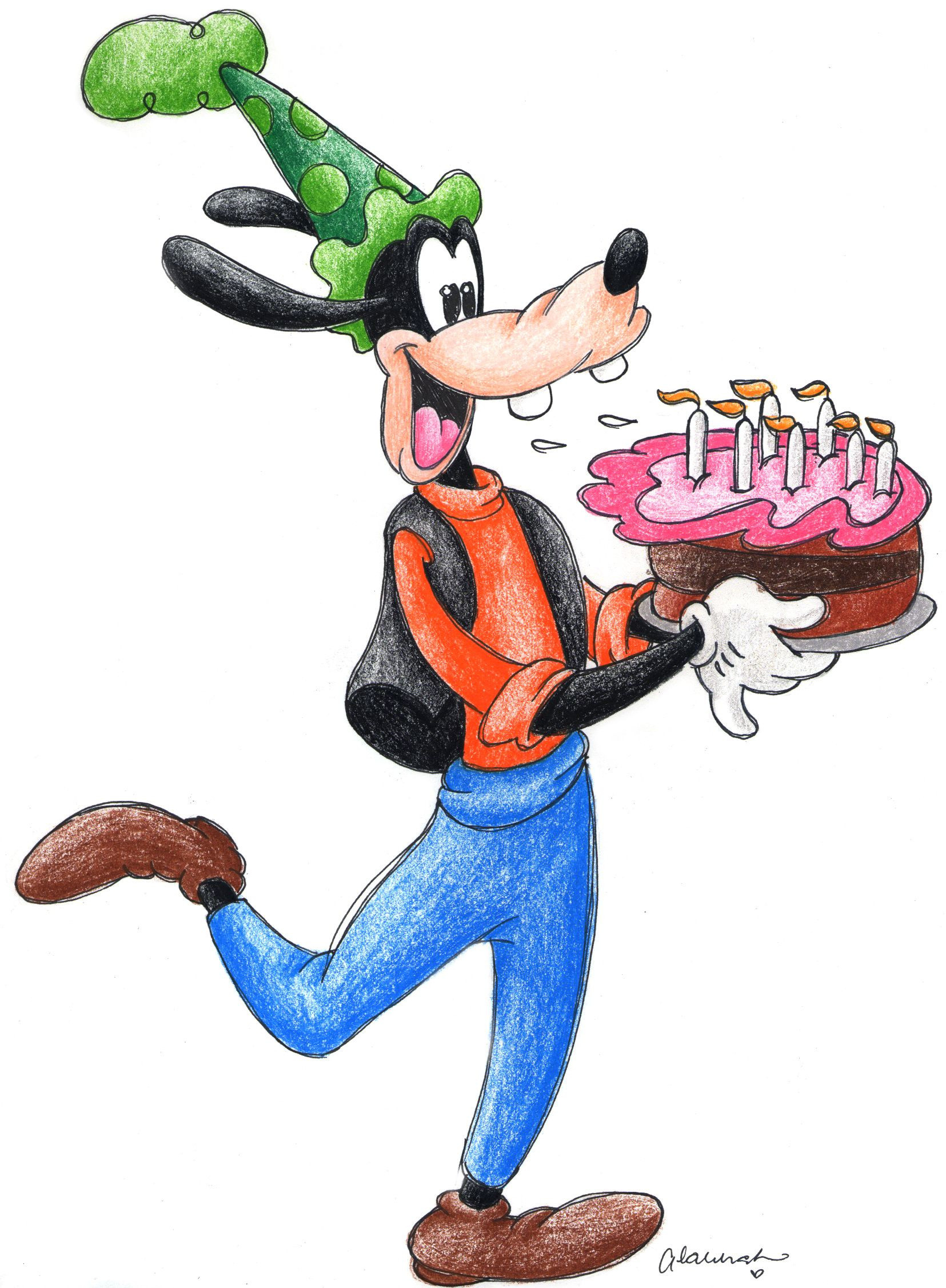 Happy Birthday Zum Ausmalen Frisch Happy Birthday Goofy Goofy Inspirierend Pocahontas Disney Fotos