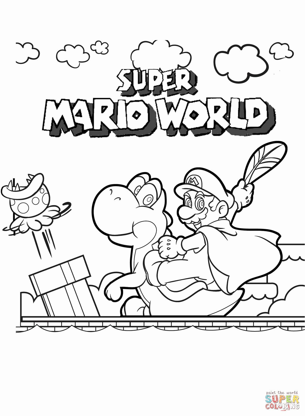 Happy Birthday Zum Ausmalen Inspirierend Super Mario Happy Birthday Card Color Inspirational Ausmalbilder Stock