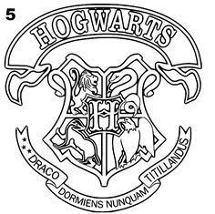 Harry Potter Ausmalbilder Wappen Frisch Ausmalbilder Von Harry Potter Zum Drucken Harry Potter Sammlung