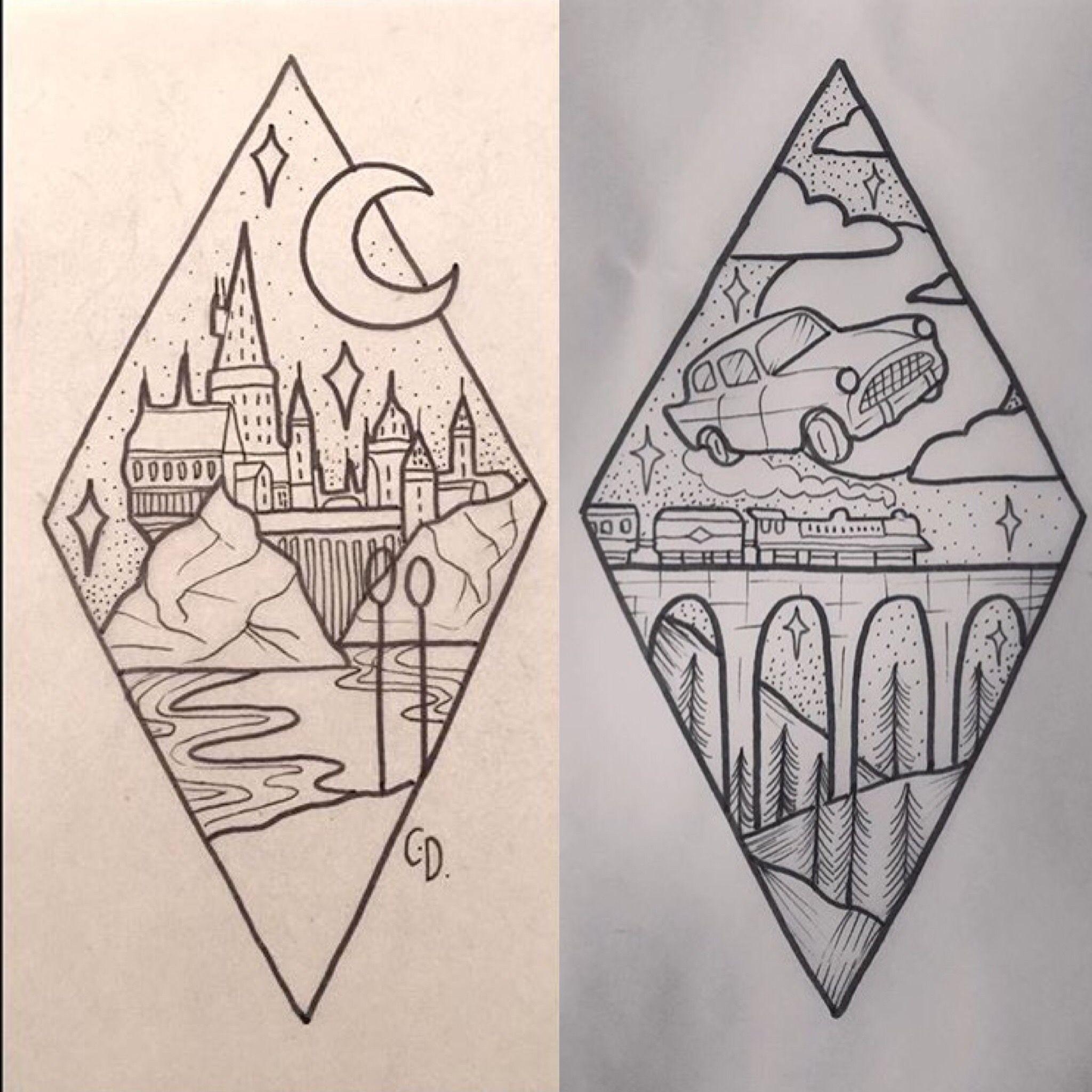 Harry Potter Ausmalbilder Wappen Inspirierend Harry Potter Tattoo Ideas Tattoo Design Pinterest Luxus Harry Potter Stock