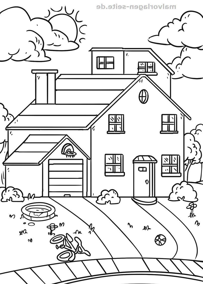 Haus Mit Garten Ausmalbild Einzigartig 31 Fantastisch Ausmalbilder Violetta – Malvorlagen Ideen Das Bild