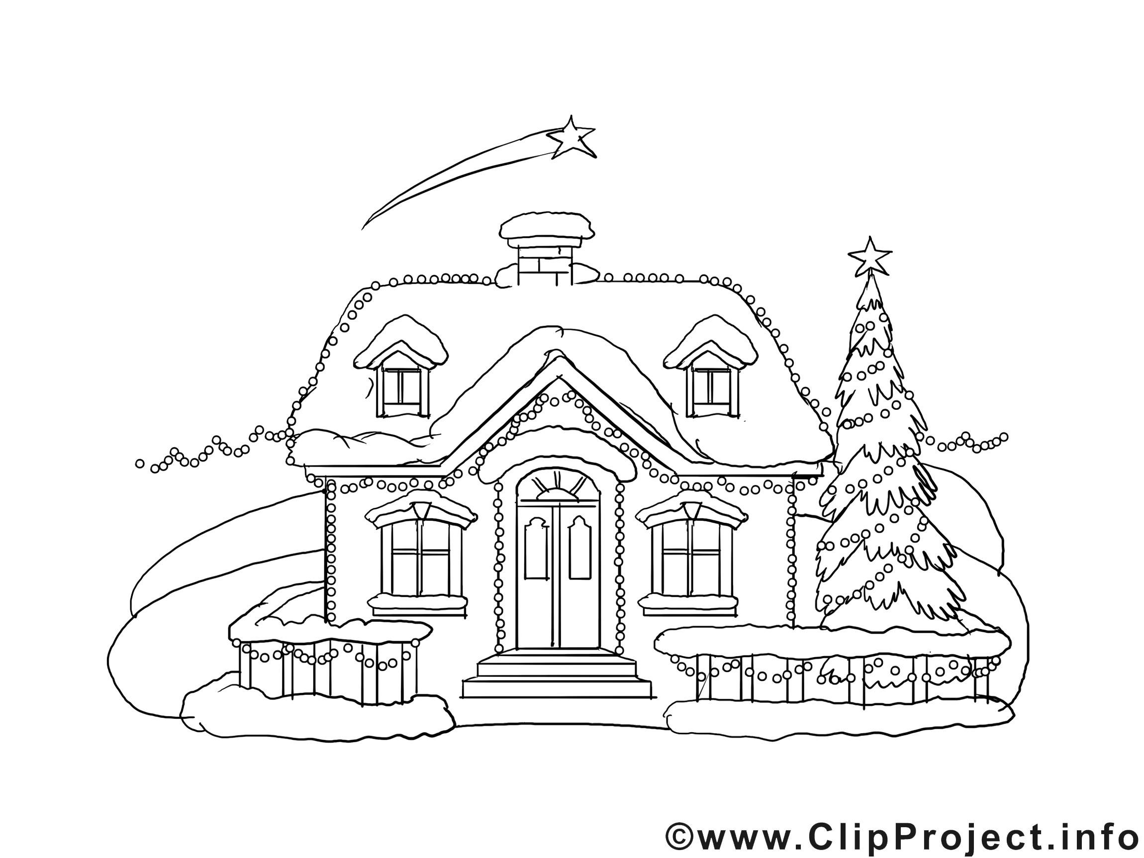 Haus Mit Garten Ausmalbild Inspirierend Mal Vorlage Haus Im Winter Gestalten Pinterest Winter Innen Avec Bilder