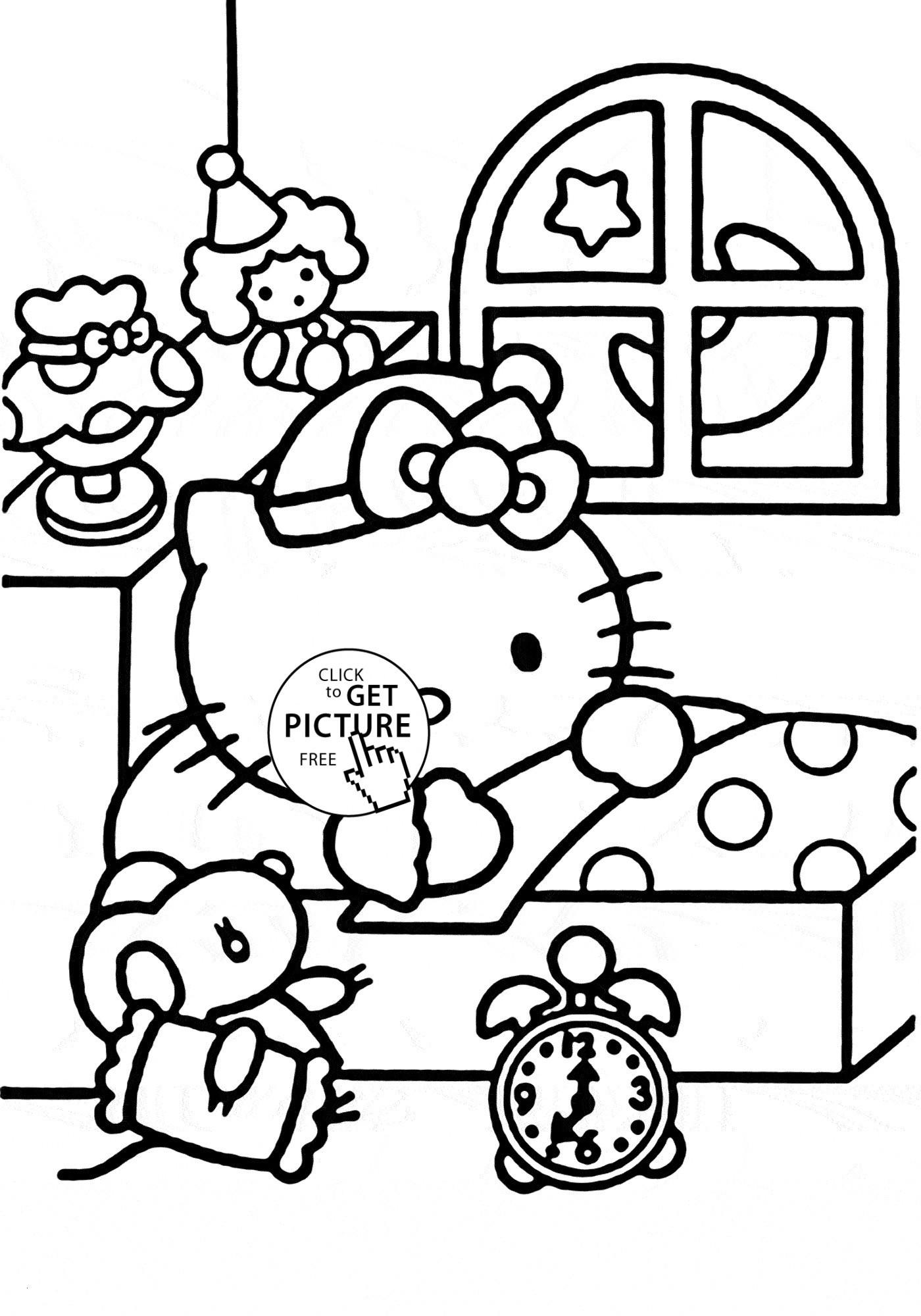 Hello Kitty Ausmalbild Das Beste Von 32 Ausmalbilder Hello Kitty forstergallery Das Bild