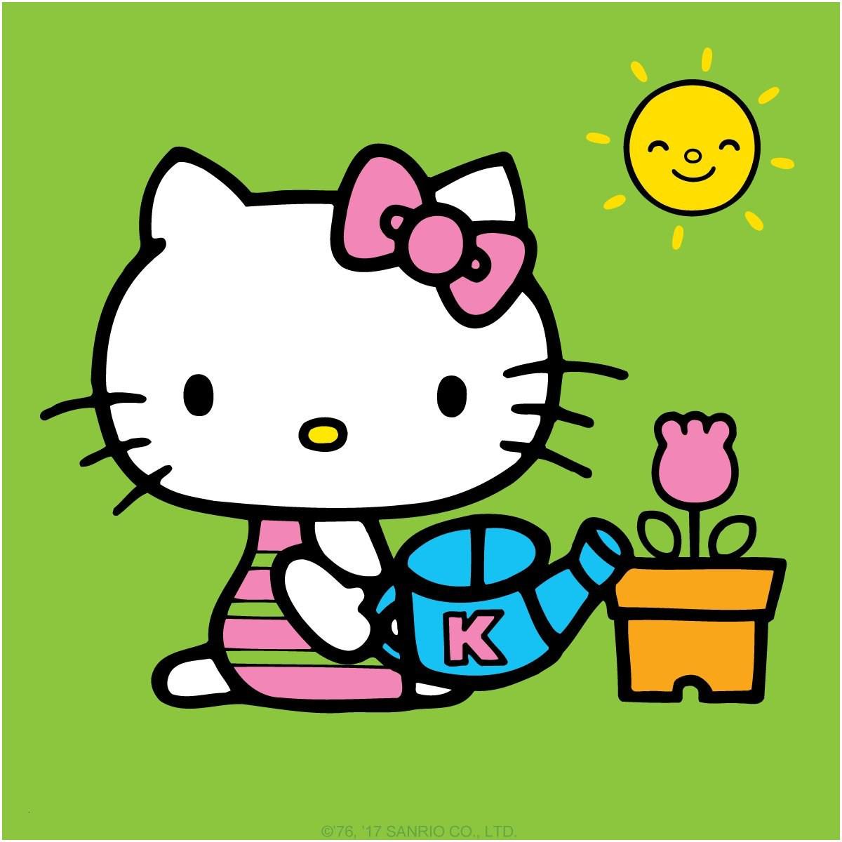 Hello Kitty Ausmalbild Einzigartig 40 Fantastisch Hello Kitty Malvorlage – Große Coloring Page Sammlung Galerie