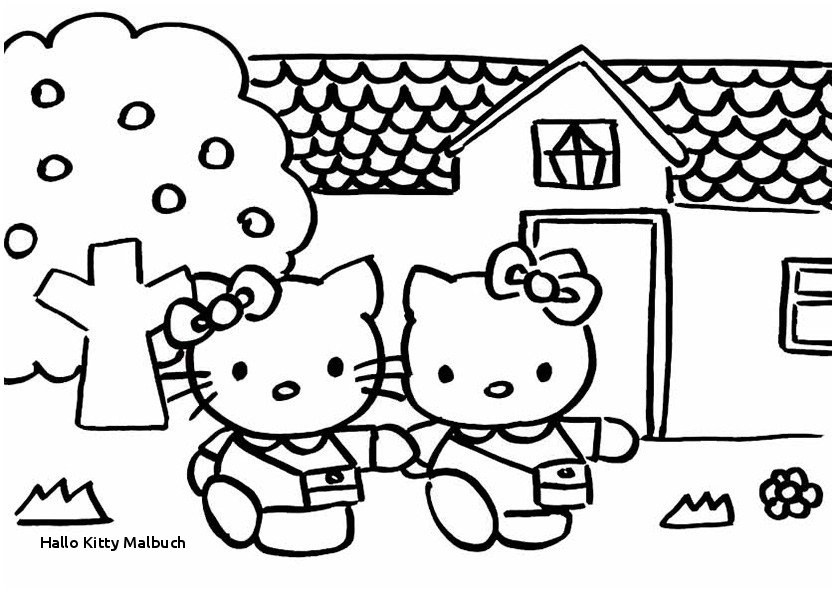 Hello Kitty Ausmalbild Einzigartig Hallo Kitty Malbuch Hello Kitty Ausmalbilder Perfect Color Sammlung