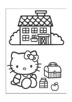 Hello Kitty Malvorlage Einzigartig Die 1156 Besten Bilder Von Ausmalbilder Fotos