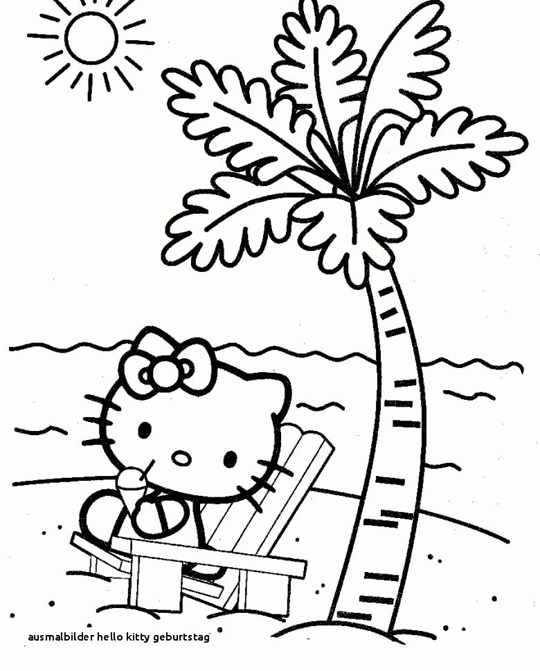 Hello Kitty Malvorlage Frisch 27 Ausmalbilder Hello Kitty Geburtstag Colorprint Bilder