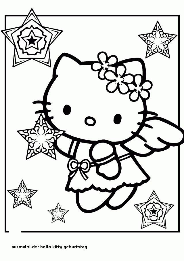 Hello Kitty Malvorlage Genial 27 Ausmalbilder Hello Kitty Geburtstag Colorprint Das Bild