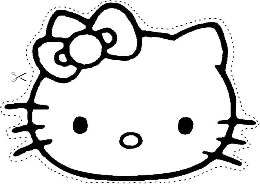 Hello Kitty Malvorlage Inspirierend Malvorlagen Hello Kitty Zum Ausdrucken Az Ausmalbilder Sammlung