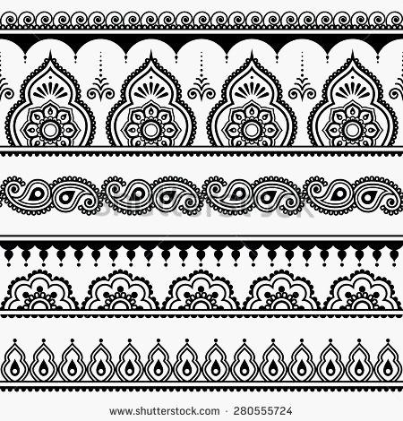 Henna Vorlagen Zum Ausdrucken Das Beste Von 72 Schönste Tattoo Vorlagen Selbst Gestalten Galerie Bilder