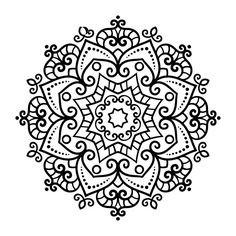 Henna Vorlagen Zum Ausdrucken Das Beste Von Mandala Ausmalbilder Zum Drucken Henna Candle Sammlung