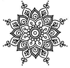 Henna Vorlagen Zum Ausdrucken Das Beste Von Mandala Ausmalbilder Zum Drucken Henna Candle Stock