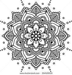 Henna Vorlagen Zum Ausdrucken Einzigartig Mandala Ausmalbilder Zum Drucken Henna Candle Das Bild