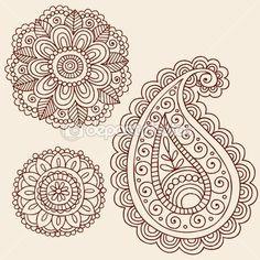 Henna Vorlagen Zum Ausdrucken Genial 578 Besten Zeichnen Malen Doodeling Bilder Auf Pinterest In 2018 Das Bild