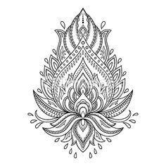 Henna Vorlagen Zum Ausdrucken Neu 400 Besten Lotusblumen Bilder Auf Pinterest In 2018 Fotografieren