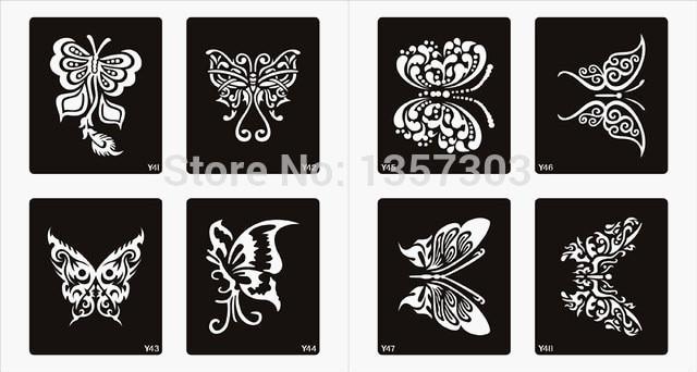 Henna Vorlagen Zum Ausdrucken Neu Airbrush Schablonen Selber Machen Inspiration Line Shop Ein Buch 80 Bild