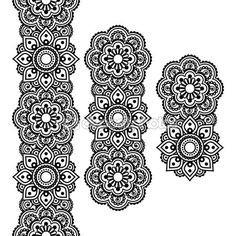 Henna Vorlagen Zum Ausdrucken Neu Die 19 Besten Bilder Von Indische Muster Das Bild
