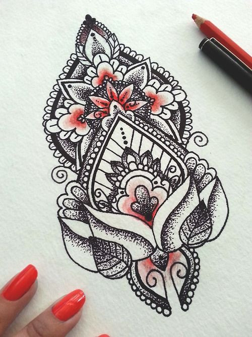 Henna Vorlagen Zum Ausdrucken Neu Vannah2399 † Tattoo Pinterest Galerie