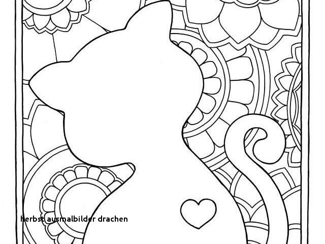 Herbstbild Zum Ausmalen Inspirierend Herbst Ausmalbilder Drachen Malvorlage A Book Coloring Pages Best Das Bild