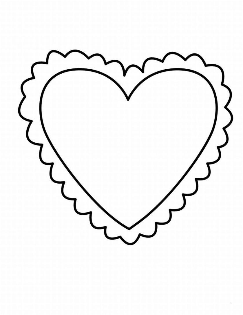 Herz Bilder Zum Ausmalen Das Beste Von 23 Schön Herz Malvorlage – Malvorlagen Ideen Fotografieren