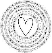 Herz Mandalas Zum Ausmalen Das Beste Von 199 Besten Mandalas Zum Ausdrucken Für Kinder Erwachsene Bilder Sammlung