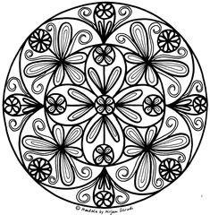 Herz Mandalas Zum Ausmalen Frisch 199 Besten Mandalas Zum Ausdrucken Für Kinder Erwachsene Bilder Bild