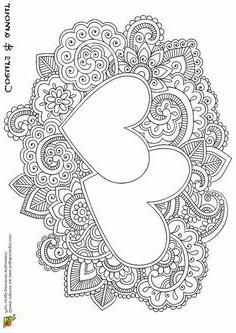 Herz Mandalas Zum Ausmalen Frisch 29 Inspirierend Mandala Selber Malen – Malvorlagen Ideen Sammlung
