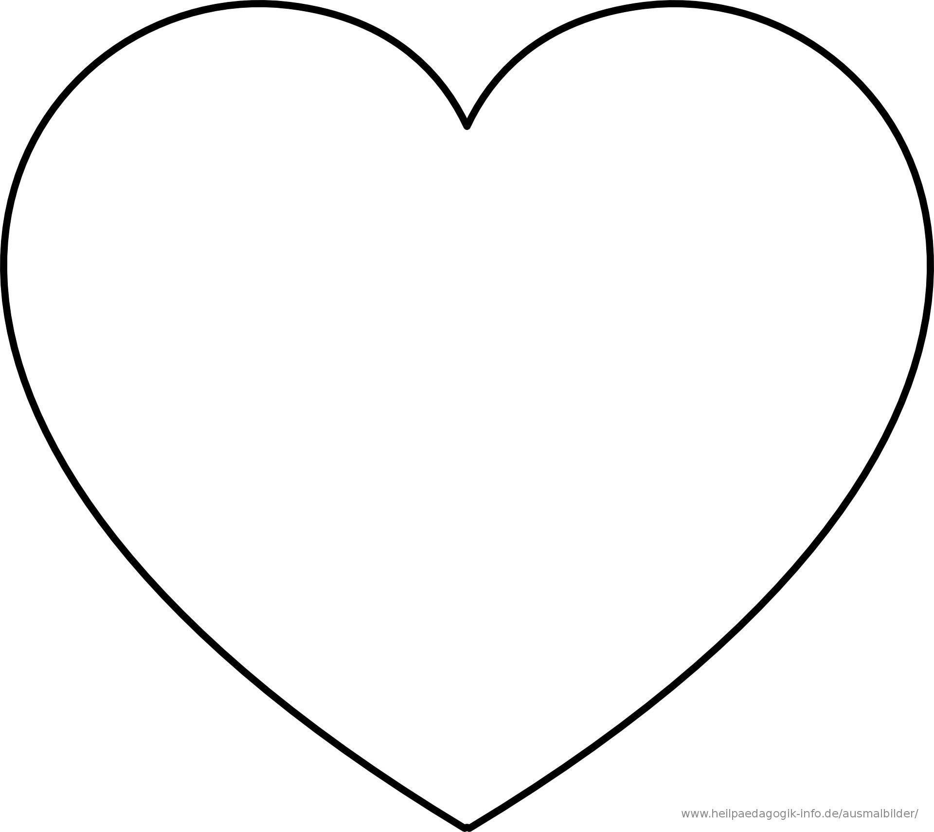 Herz Zum Ausmalen Neu Herz Malen Vorlage Bilder Ideen Fotografieren