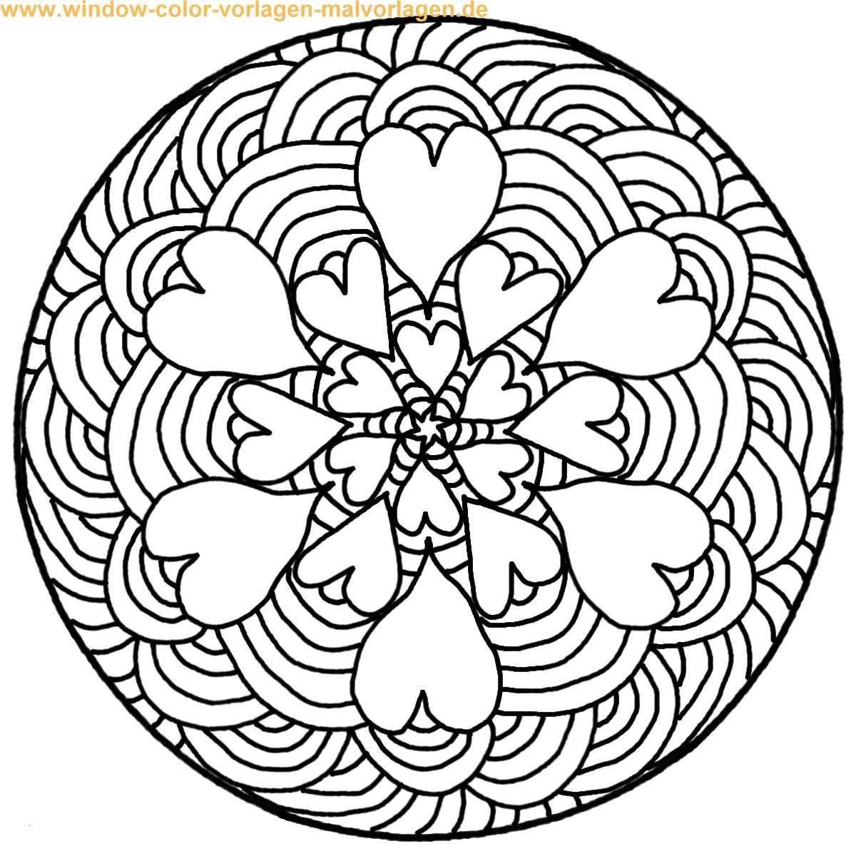 Herzen Zum Ausmalen Einzigartig Muttertag Mandala ¢ ¦ Herz & ornament Ausmalen Mandala Frisch Fotografieren