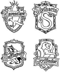 Hogwarts Wappen Zum Ausdrucken Genial 262 Besten Harry Potter Bilder Bilder Auf Pinterest Galerie