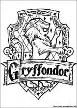 Hogwarts Wappen Zum Ausmalen Einzigartig Ausmalbilder Von Harry Potter Zum Drucken Harry Potter Fotos