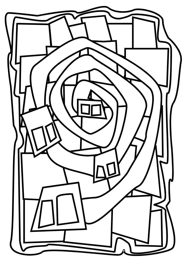 Hundertwasser Bilder Zum Ausmalen Einzigartig Ausmalbilder Hundertwasser Ausmalbuchstabenore Fotografieren