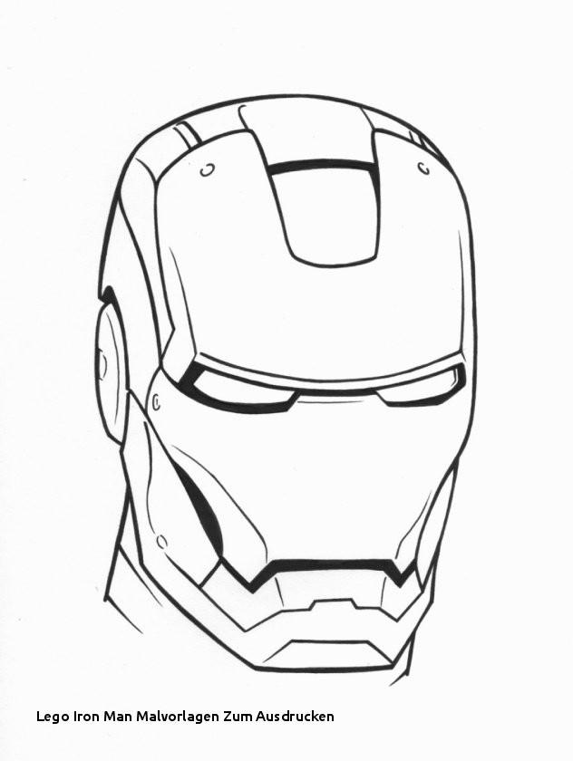 Iron Man Ausmalbilder Frisch Lego Iron Man Malvorlagen Zum