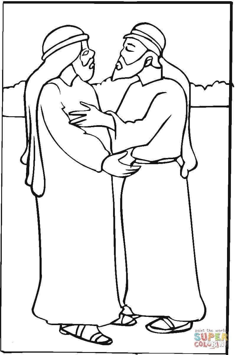 Jakob Und Esau Ausmalbilder Einzigartig Ausmalbild Jakob Und Esau Elegant Jakob Und Esau Ausmalbilder Schön Bild